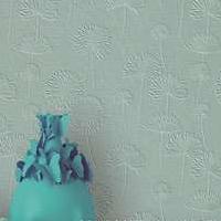供应高端墙面装饰材料绿芙莱墙基布、海吉布