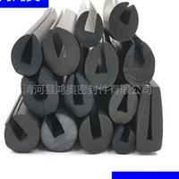 C型橡胶压条矿用机械减震密封胶条