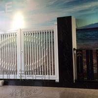 浙江宁波日式庭院门、简约庭院门、现代风格大门-阿铝郎非常铝艺