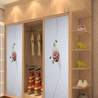 家居装饰建材衣柜门浮雕细刻三氯氰胺模压高密度板材工家直销批发