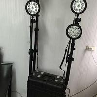 JG139便携式移动照明系统 LED全方位升降工作灯 户外抢险应急箱灯