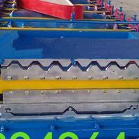 750/820角驰双层压瓦机双达压瓦机质量较好湖北压瓦机质量便宜