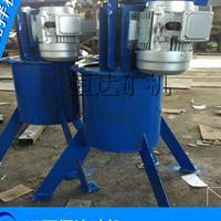 调浆搅拌桶 选矿实验小型搅拌机 立式搅拌桶