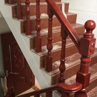 实木扶手实木护栏,成品楼梯扶手,楼梯扶手护栏