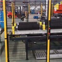 济南地区厂家供应室内低碳钢丝网围栏隔断 车间仓库隔离网
