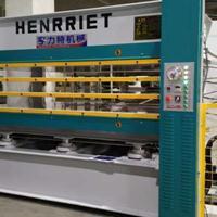 生产密度板材贴木皮贴面热压机厂家 15年行业经验