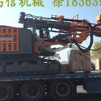 钻孔能力更强、成孔质量高的新款ZGYX453潜孔钻机 力高信机械。