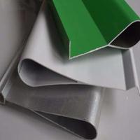 厂家直供精品铝天花 彩绘铝条扣 铝圆管