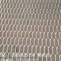 龟形孔铝网板天花 六角孔铝网板 金属装饰网孔板