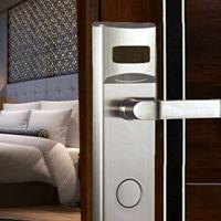 湖北武汉智能酒店锁感应锁刷卡锁宾馆锁电子锁智能锁磁卡锁桑拿锁