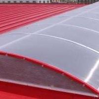 候车棚防雨透明阳光瓦840型玻璃纤维透明塑料瓦采光瓦厂房
