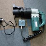 定扭矩可调电动扳手钢结构安装专用(直柄式、弯柄式)