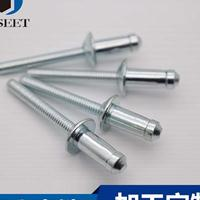 开封凯仕特五金厂家直销热力专用3.2*10不锈钢海马抽芯铆钉