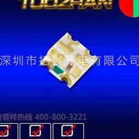 厂家供应发光二极管0603红普绿LED灯珠价格优惠