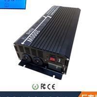 厂家直销高品质逆变器2000W纯正波逆变器家用带数显的逆变器