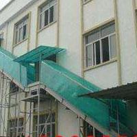 供应广州市爬坡传送带―上楼传送带