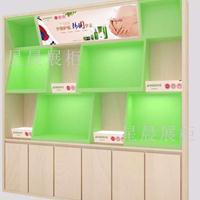 韩国化妆品店装修设计化妆品展示柜