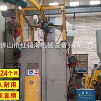 履带式喷砂机广东抛丸机厂家大型喷砂设备氧化皮表面处理喷砂机