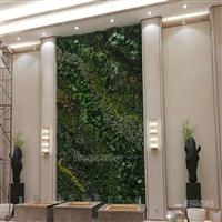 沈阳仿真植物墙制作厂家仿真植物墙效果图片