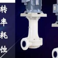 喜源耐酸碱立式污水泵 可空转喷淋循环泵 FRPP耐腐蚀液下泵
