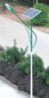 青海玉树太阳能路灯