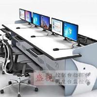 钢木铝监控台 操作台 调度台 指挥中心控制台 非标平台