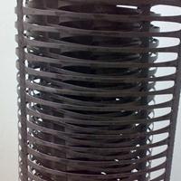 供应宁泰 矿用阻燃网护帮网钢塑复合土工格栅