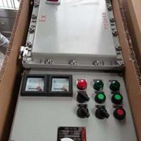 1.1KW消防风机防爆控制箱(一控二)