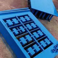 厂家加工砖机模具 水泥砖模具