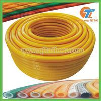 湛江启泰工贸厂家直销批量供应PVC编织加强高压喷雾管|编织打药管
