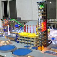 临汾工业厂区模型、沙盘模型公司