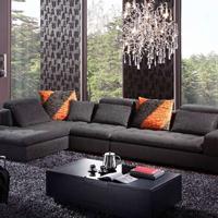 布艺沙发ogahome欧嘉璐尼经典现代简约风格S1310沙发定制