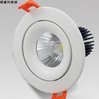 大连LED射灯 普升光电COB射灯 LED天花灯 LED嵌入式射灯