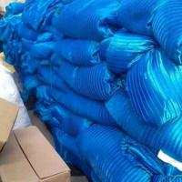 500克蓝色聚酯纤维高阻燃防尘网价格联闫经理