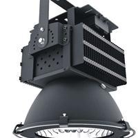车间厂房库房LED工矿灯200W厂家,采用恒流恒压控制,安装简单