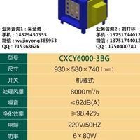 广州大型商业综合体食堂油烟净化设备 丰富的生产经验