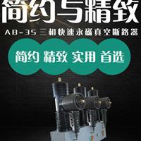 浙江旭力AB-3S-12三相快速永磁系列外智能真空断路器