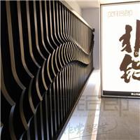 四川成都阿铝郎铝艺栏杆厂家-现代简约风格铝艺栏杆、铝艺护栏