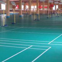 羽毛球地胶品牌 羽毛球塑胶地板