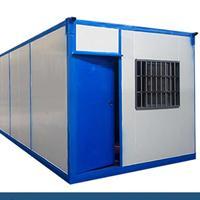 杭州新型住人集装箱房 防火防寒保温集装箱房加厚保暖彩钢板房