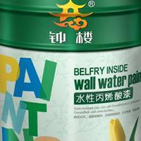 钟楼水漆,陕西防腐涂料,水性环氧防腐漆招商批发价格