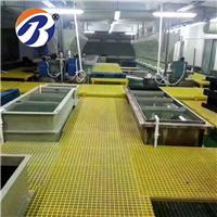 专业加工玻璃钢格栅 养殖场玻璃钢格栅
