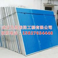 武汉PVC彩钢瓦施工围挡直销,可回收