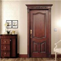 室内木门,大扣线实木多层