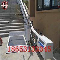 链条式升降机 斜挂式轮椅升降平台 斜挂升降机哪里厂家的价格便宜