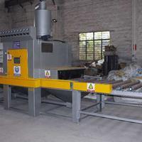 金属除锈去氧化皮去杂质表面清理设备 红海铝材强化机