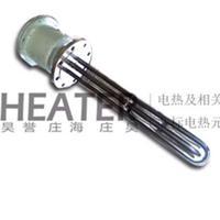 上海庄海电器 油罐加热管 法兰式电热管 支持非标定做