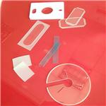 2mmPC耐力板 2mm透明PC板 PC板代加工