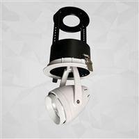 伸缩式射灯 超市、店铺、商超专用Led嵌入式拉伸缩式射灯
