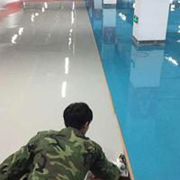 青岛环氧地坪漆材料厂家批发施工